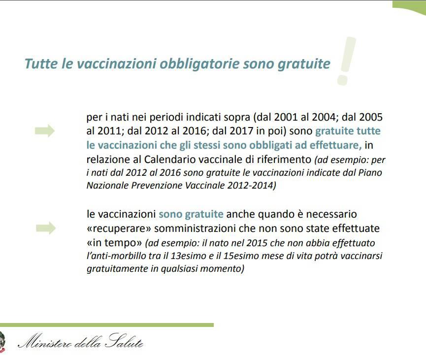 Calendario Vaccini 2020.Tutti I Dettagli Della Legge Ecco Il Calendario Per