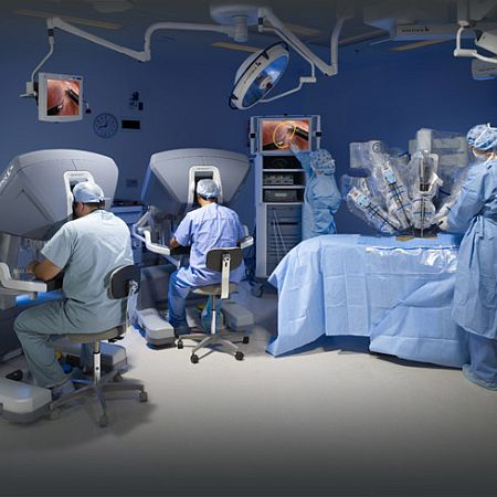 chirurgia robotica prostata verona 2017